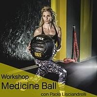 WORKSHOP MEDICINE BALL